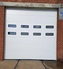 wooden garage doors best of mercial overhead sectional doors direct roll up overhead doors
