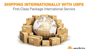 first cl package international