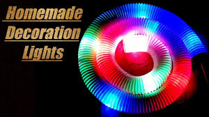easy lighting. How To Make Home Decoration Lights At Easy Diwali/ Christmas Light Ideas For Lighting