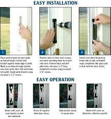 door wall locks install sliding glass door patio security locks how lock wall door lock wall door wall locks