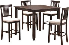 the brick dining room sets. Delighful Dining Nicole 5Piece CounterHeight Dining Package  The Brick 320 To Room Sets