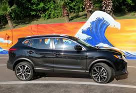 2018 nissan rogue sport. interesting nissan the rogue sport does get an epa rating of 1mpg less in both city and  highway than its fullsize sibling intended 2018 nissan rogue sport