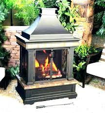 natural outdoor wood burning firebox outside fireplace inserts gas insert fire pit propane nat