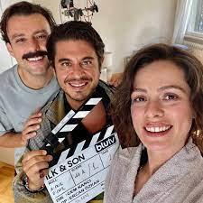 Özge Özpirinçci ve Salih Bademci Blu Tv Dizisinde Buluşuyor! - Sinema Port