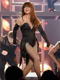 Paula Abdul, 57, Maintains Her Body Through 10-Hour Rehearsals   PEOPLE.com