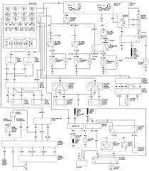 Schematic wiring diagram of a refri
