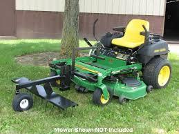 zero turn lawn mower accessories. zero turn lawn dethatcher mower accessories a