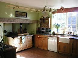 rustic country farmhouse decorating ideas kitchen