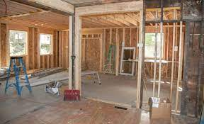 load bearing walls removal issues