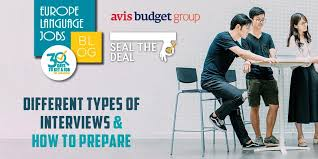Job Interview Types Day 17 Different Interview Types And How To Prepare