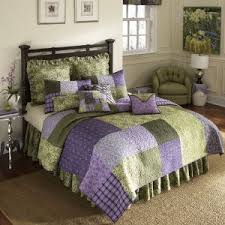 Whether your purple and green bedroom ideas include bedding or wall art or  curtains, you