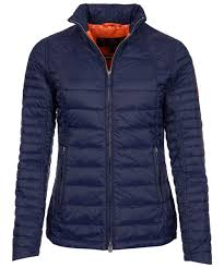 Women's Barbour Chock Quilted Jacket & Women's Barbour Chock Quilted Jacket - Navy Adamdwight.com