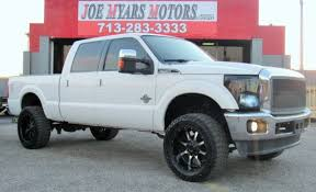 2012 Ford Super Duty F-250 Lariat - Lifted 4X4 6.7L Dies  I