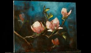impressionist magnolias a dvd acrylic painting lesson