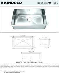 double sink dimensions.  Double Size Of Kitchen Sink Sizes Dimensions Double  Bowl For D