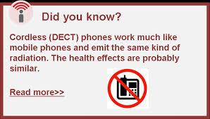 what the science tells us mobile phones cordless dect phones radiation health effects