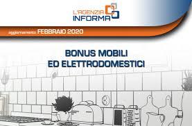Bonus mobili ed elettrodomestici 2020: guida Agenzia Entrate aggiornata