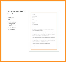 2 3 Simple Cover Letter Template Word Wear2014 Com
