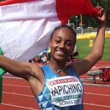 Atletica: Larissa Iapichino da record, e si avvicina al primato della mamma Fiona  May
