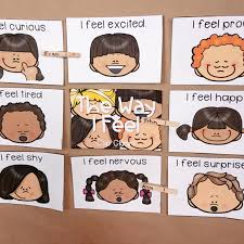 Emotions For Kids Lessons And Activities To Build Self