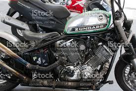 zundapp custom rat bike stock photo istock