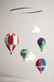 5,000+ vectors, stock photos & psd files. Diy Hot Air Balloon Mobile Free Pattern Pretty Prudent