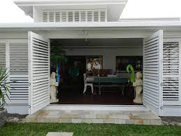 austin outdoor plantation shutters