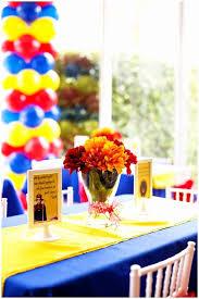 Deco Table Anniversaire Garcon Charmant Deco Table Mariage Enfant ...