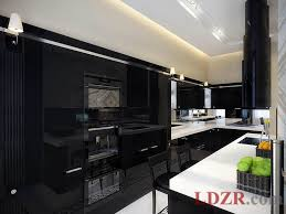 Modern Black Kitchen Cabinets Kitchen Simple Traditional Dark Kitchen Cabinets Ideas Image 04