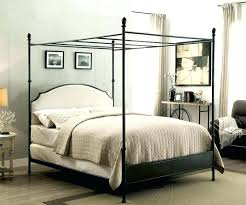 black wood canopy bed – weafrica-organisation.org