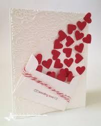50 thoughtful handmade valentines cards diy custom made anniversary cards
