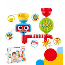 portable bath tub toy water sprinkler system children kids toy gift funny