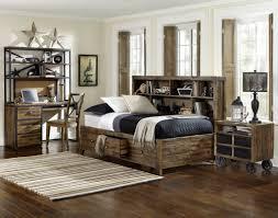 Lounge Bedroom Magnussen Furniture Braxton Lounge Bedroom Set With Storage Rails
