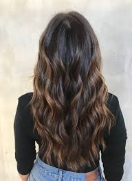 Cold Brew Hair Color Is Trending For Fall 2018