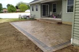 stone patio pavers in sealed patio by stone creek at stone co in stone patio pavers stone patio pavers