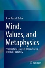 mind values and metaphysics philosophical essays in honor of  mind values and metaphysics philosophical essays