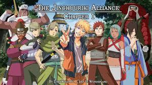 The Jinchuuriki Alliance Naruto Fanfic Chapter 41 – Cute766
