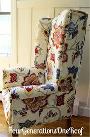 diy reupholster samoen plantation fabric