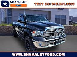 Pre-Owned 2014 Ram 1500 4WD Crew Cab 6.4 Ft Box Lone Star