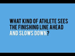 Finish Strong Quotes Impressive Finish Strong YouTube