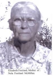 "Elizabeth ""Lizzie"" McGill Freeland (1871-1947) - Find A Grave Memorial"