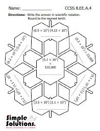 Fun Math Worksheets For Middle School Free Worksheets Library ...