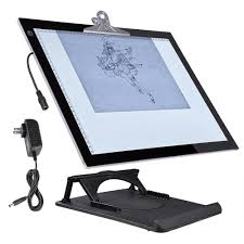 Light Box Drawing Tracing 19 Led Artist Stencil Board Tattoo Drawing Tracing Table