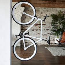 hang bike on concrete wall how to a road the frame