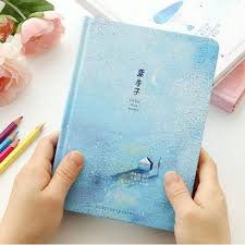 Daftar Harga Creative Trend Color Pages A5 Notebook Little Blue