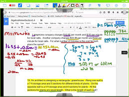 2 6 notes solving equations with variables on both sides partner activity build and equation and solve p 105 107 2 48 even equations review due wednesday