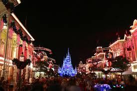 Christmas at Disney World and Holiday Highlights