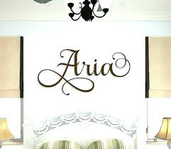 custom made wall letters baby room name sign hanging letters for inspirational personalized wall decor wooden custom made wall letters