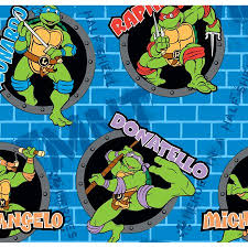 ninja turtles names girl. Exellent Girl Teenage Mutant Ninja Turtles Power Sewer Holes And Names Fleece Fabric By  The Yard With Girl O