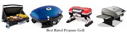 best rated propane grill 2017